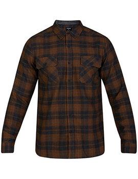 Men's Taylor Long Sleeve Shirt by Hurley