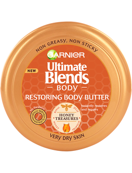 Garnier Body Ultimate Blends Restoring Butter (200ml) by Garnier