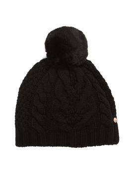 Cable Knit Beanie by Ted Baker London