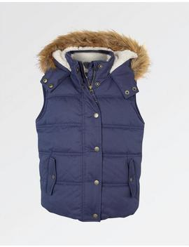 Abbie Gilet by Fat Face