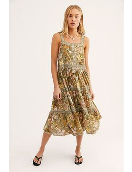 Jungle Midi Sundress by Free People