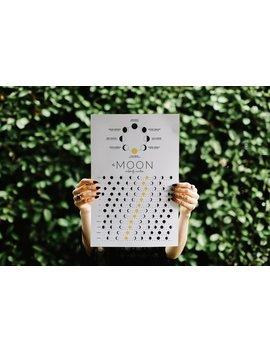2019 Moon Calendar by Etsy