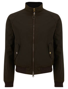 Barbour International Steve Mc Queen™ Collection Merchant Waxed Jacket by Barbour