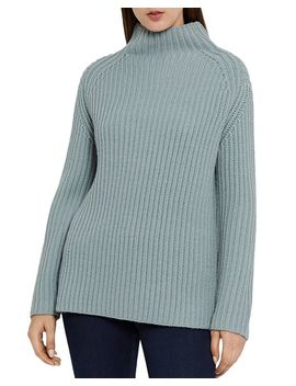Sonia Chunky Ribbed Sweater by Reiss