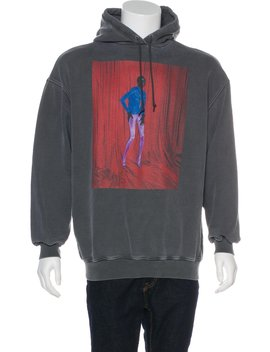2017 Graphic Sweatshirt by Balenciaga