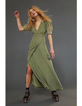 Jill C's Silk Limited Edition Dress by Free People