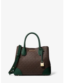 Mercer Gallery Small Logo Satchel by Michael Michael Kors