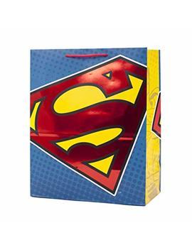 Hallmark Superman Large Gift Bag With Tissue Paper by Hallmark