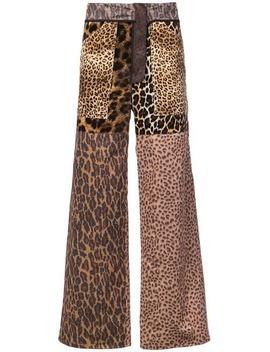 Triple Leopard Trousers by Oloapitreps