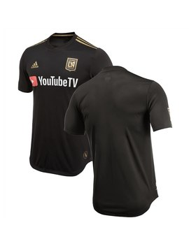 Lafc Adidas 2018 Primary Authentic Jersey – Black by Adidas