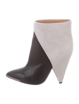 Leather Pointed Toe Boots W/ Tags by Iro