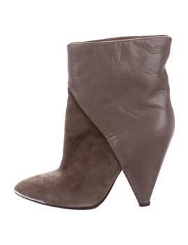 Daithy Suede Booties W/ Tags by Iro