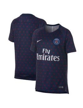 Paris Saint Germain Nike Youth 2018/19 Dry Squad Gx Training Jersey – Navy by Nike