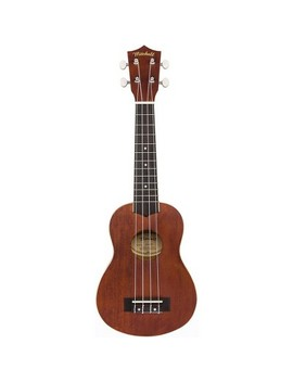 Mitchell Mu40 Soprano Ukulele Natural by Mitchell