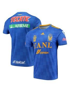 Tigres Uanl Adidas 2018/19 Away Replica Jersey – Blue by Adidas