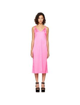 Pink Kit Dress by Sies Marjan