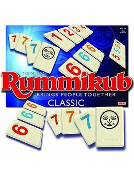 Rummikub Classic Game From Ideal by John Adams