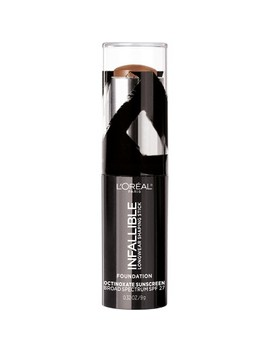 L'oreal Paris Infallible Longwear Shaping Foundation Makeup Sticks   Medium/Dark Shades   .32oz by L'oreal Paris
