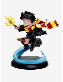 Harry Potter First Flight Q Fig Collectible Figure by Hot Topic