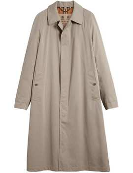 Brighton Extra Long Car Coat by Burberry