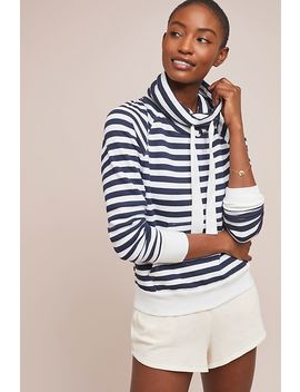 Stateside Funnel Neck Pullover by Stateside