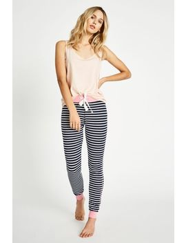 Wilsham Stripe Lounge Jogger by Jack Wills