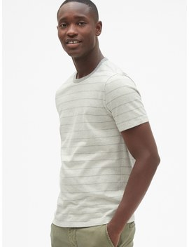 Soft Brushed Classic T Shirt by Gap