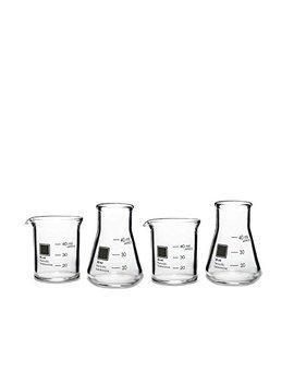 Periodic Tableware Laboratory Shot Glasses by Periodic Tableware