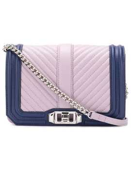 Small Love Crossbody Color Block Bag by Rebecca Minkoff