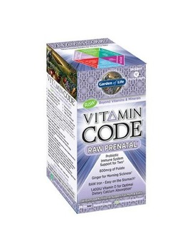 Garden Of Life Vitamin Code Raw Prenatal by Well
