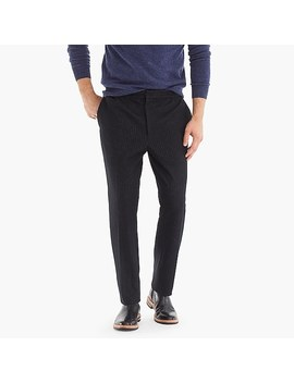 Destination Stretch Pinstriped Pant by J.Crew