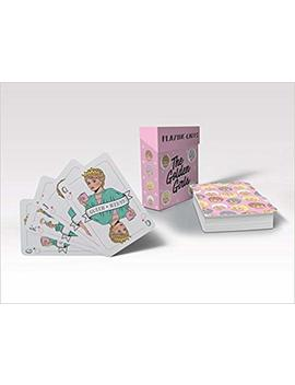 Golden Girls Playing Cards by Amazon