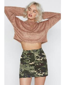 Why Knit Now Fluffy Sweater by Nasty Gal
