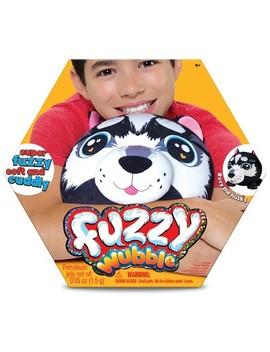 Fuzzy Wubble   Dog by Wubble