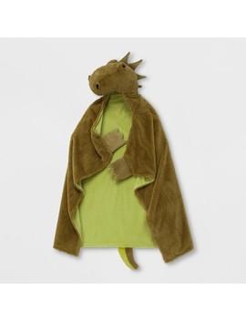 Dragon Hooded Blanket   Pillowfort™ by Pillowfort