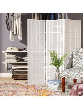 World Menagerie Noan Room Divider & Reviews by World Menagerie