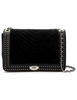Daphne Studded Shoulder Bag by Marc Ellis