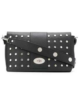 Mercy Studded Shoulder Bag by Marc Ellis