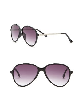 Combo Aviator Sunglasses by Vince Camuto