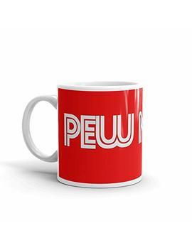 Pew News Mug Mug 11 Oz White Ceramic by Bargainmugs