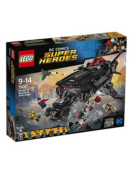 Justice League Flying Fox: Batmobile Airlift Attack by Lego