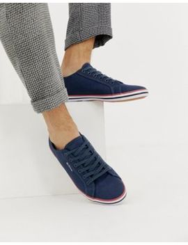 Ben Sherman Canvas Sneakers by Ben Sherman