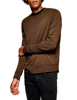 Classic Fit Sweater by Topman