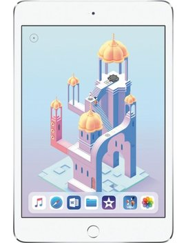 I Pad Mini 4 Wi Fi + Cellular 128 Gb   Silver by Apple