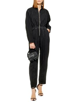 Rock It Boiler Jumpsuit by Topshop