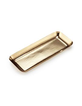 Hammered Rectangular Tray by Mary Jurek Design