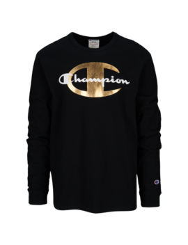 Champion Timberland Heritage Luxe Ls T Shirt by Champion