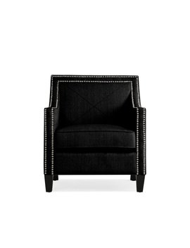 Handy Living Raymer Midnight Black Linen by Handy Living
