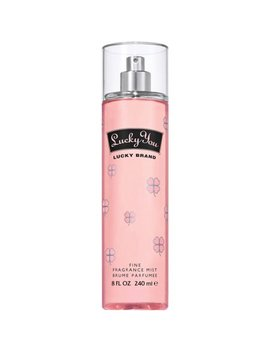 Lucky You Fine Fragrance Mist For Women, 8 Fl Oz by Lucky You