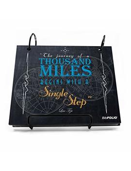 Gone For A Run Bib Folio Race Bib Album   The Journey Of A Thousand Miles by Amazon